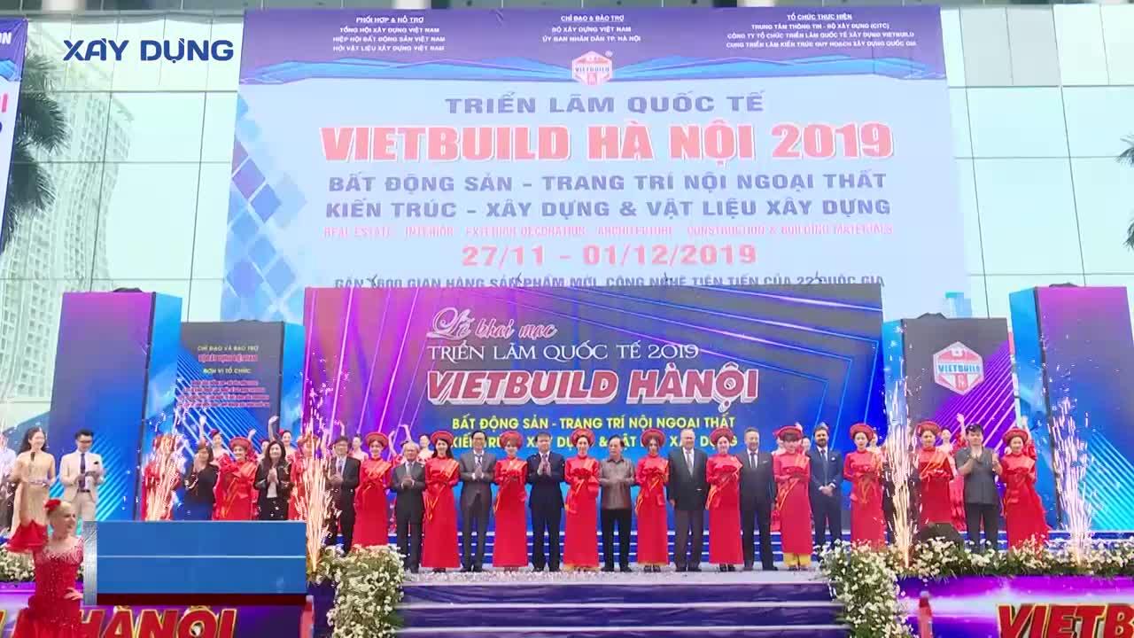 Rèm Việt Thái tham dự triển lãm Vietbuild Hà Nội 2019