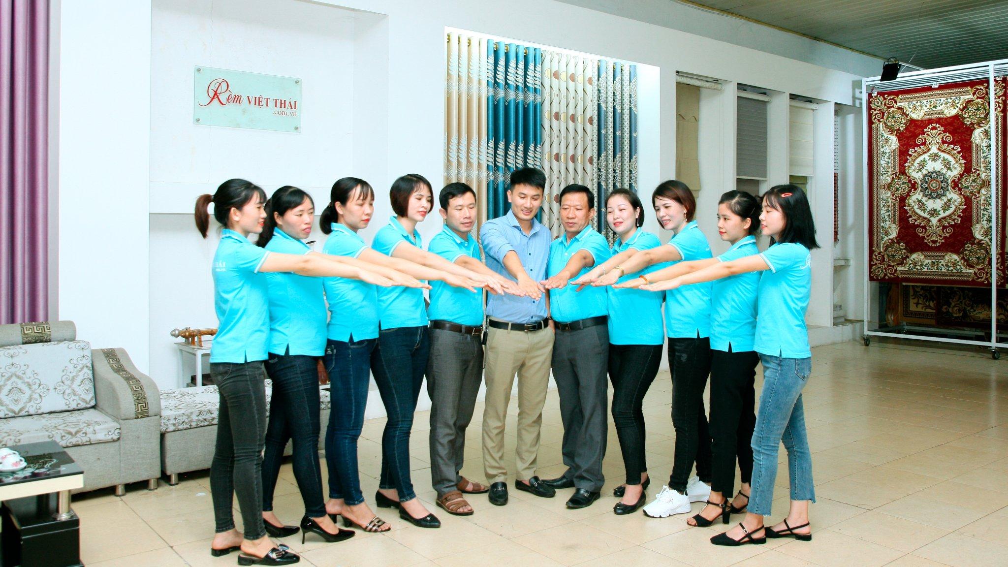Rèm Việt Thái : Tuyển dụng nhân viên kinh doanh