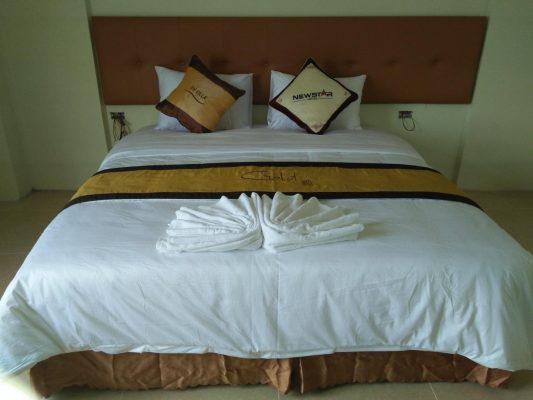 Chăn ga khách sạn tại Ninh Bình