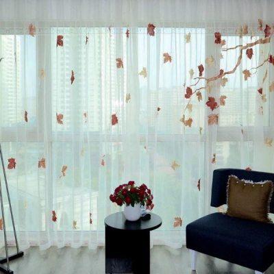Lắp đặt Rèm vải tại Ninh Bình