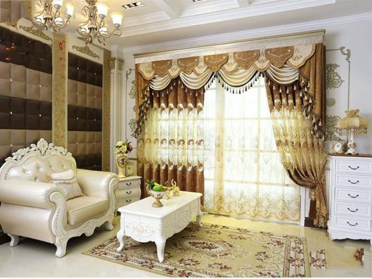 Mua Rèm cổ điển ở Ninh Bình